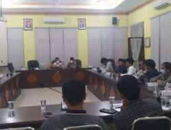 Disdik Bangkalan Tidak Serius Tangani Tanah Caton, Pemuda Karang Taruna Desa Lerpak Datangi Komisi D DPRD