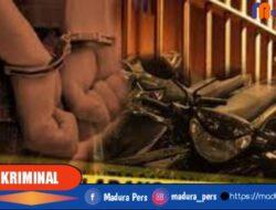 Pelaku Curanmor di 3 TKP Berhasil Dibekuk Satreskrim Polres Sampang