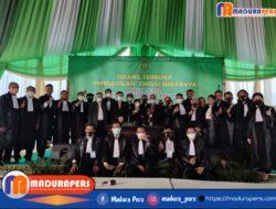 Pengadilan Tinggi Jawa Timur Lantik 29 Advokat Peradin