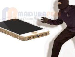 Polres Pamekasan Buru Pelaku Pencurian Ponsel yang Meresahkan Warga