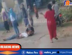 Diduga Salah Paham, Seorang Pemuda Dibacok di Ketapang Sampang