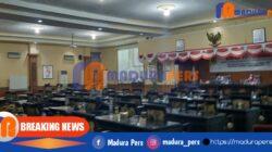 Heran! Rapat Paripurna DPRD Sumenep Hanya Diikuti 7 Anggota Dewan