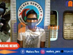 Maraknya Kasus Narkotika di Sumenep, Satresnarkoba Kembali Tangkap Tersangka