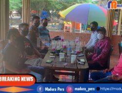 Kapolsek Sokobanah Tingkatkan Sinergisitas dan Silaturahmi dengan Wartawan