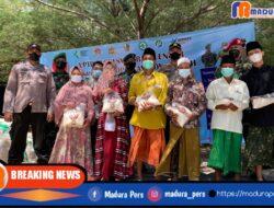 Masyarakat Serbu Gerai Vaksinasi Gardu Raja di Sokobanah Sampang